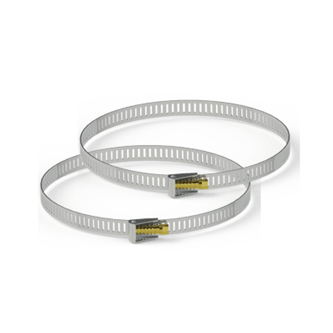 """DURABALLOON 10"""" QUICK-RELEASE BAND CLAMPS (Set of 2)"""