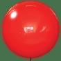 "18"" RED BALLOON BOBBER DURABALLOON REPLACEMENT"