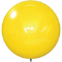"18"" YELLOW BALLOON BOBBER DURABALLOON REPLACEMENT"