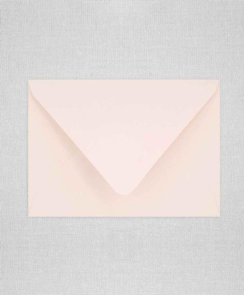 Blush Envelopes, Blush Euro Flap Envelopes, Blush A9