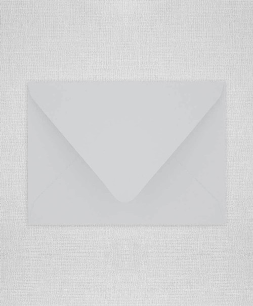Cool Gray Envelopes, Cool Grey Euro Flap Envelopes, Cool Grey A8