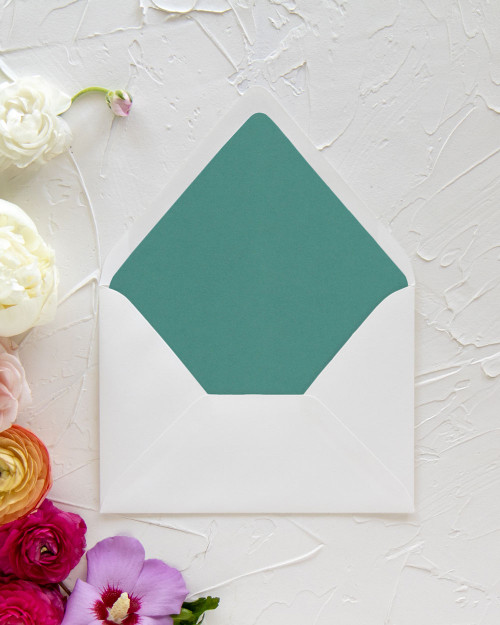 Lined Envelopes | Color Liners