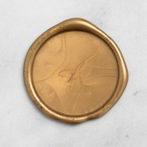 Custom Circle Wax Seal