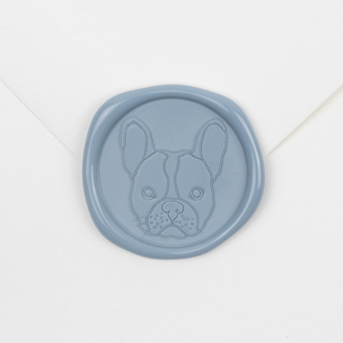 Winston Wax Seals | French Bulldog Wax Seals - 25 Pack