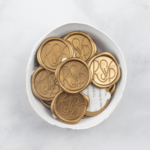 RSVP Wax Seals - 25 Pack