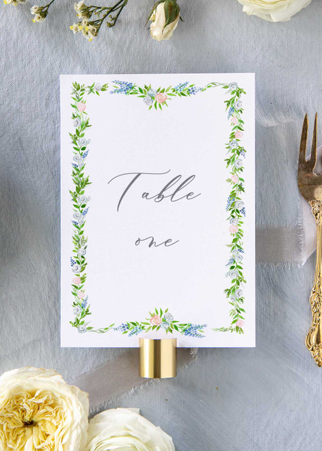 Table Numbers | Ellie Collection (25 Pack)