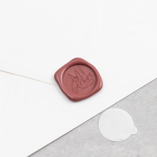 Mi Amor Wax Seals - 25 Pack