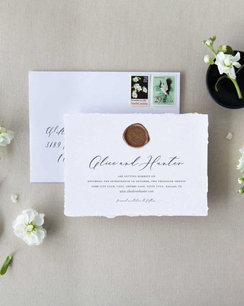 Save The Date | Grace Collection
