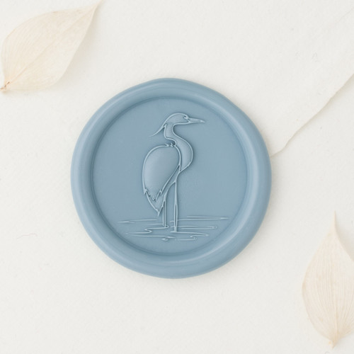 Heron Wax Seals - 25 Pack