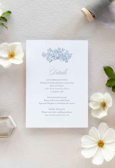 Details Card | Barry Collection