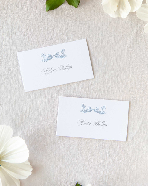 Place Cards   Barry Collection