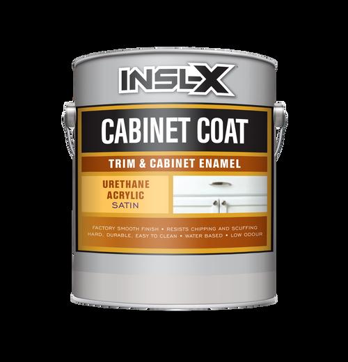 Cabinet Coat Satin Finish
