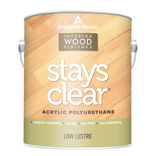 STAYS CLEAR®