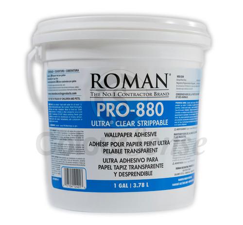 Roman Clear Wallpaper Adhesive 3.78L