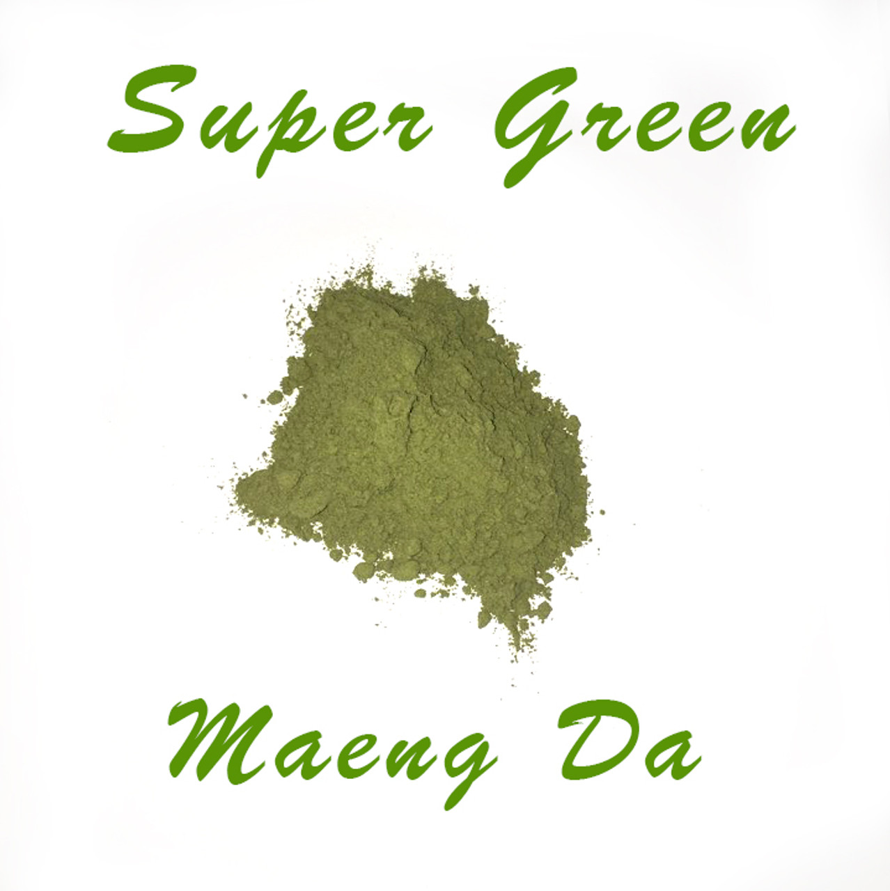 Super Green Maeng Da