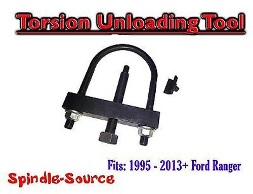 1995 - 2014 Ford Ranger Torsion Bar Key Unloading Tool 4x4 4wd Truck