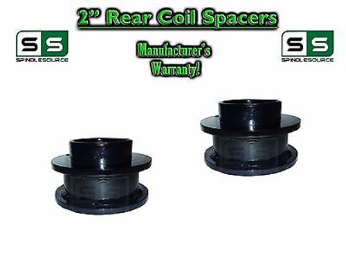 """2009 - 2017 Dodge Ram 1500 REAR 2"""" inch 2in FABRICATED STEEL Coil Spacer Lift"""