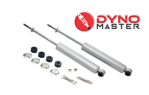 """Front Lift Shock Set For 1"""" Lifting Coils FITS 99 - 06 Silverado / Sierra 2WD"""