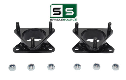 """2"""" LIFT FRONT STRUT SPACERS FITS 15-18 GM COLORADO / CANYON 2WD"""