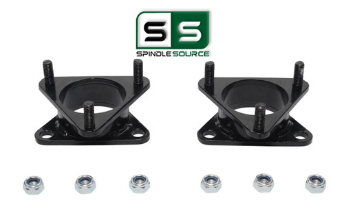"""2"""" LIFT FRONT STRUT SPACERS FITS 15-18 GM COLORADO / CANYON 4WD"""