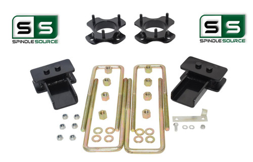 """2.5""""/.5"""" STRUT SPACER,FABRICATED BLOCKS LIFT KIT FITS 2009-2014 FORD F-150 4WD"""