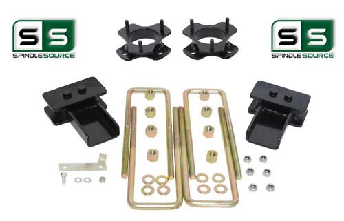 """2.5""""/2"""" Lift Strut Spacers Blocks Kit Fits 2015 - 2018 Ford F150 2wd"""