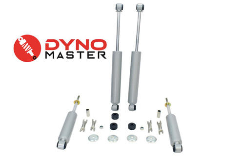 """Shock Kit for 88-98 Chevy/GMC C1500 w/Drop Coils Shackles or Hangers 2""""/3-4"""" 2WD"""