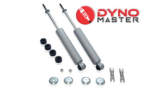 """Front Shocks For 5"""" Lift (Spindles + Coil Spacer) FITS 88-98 Chevy/GMC C1500 2WD"""