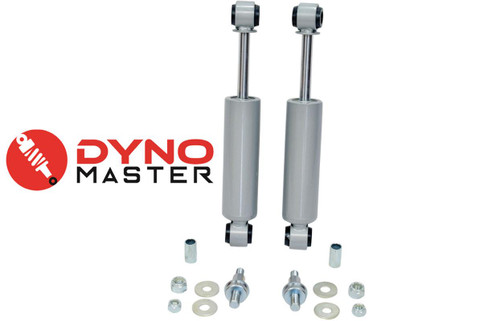"""Rear Drop Shock Set For 2"""" Lowering Shackles FITS 73 - 87 Chevy C10/ GMC C15 2WD"""