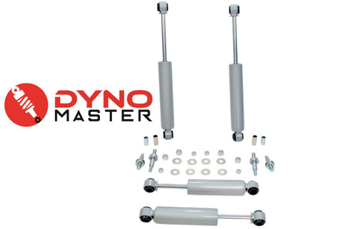 """Drop Shocks for 73-87 Chevy C10/GMC C15 w/ Coils Shackles or Hangers 3""""/3-4"""" 2WD"""