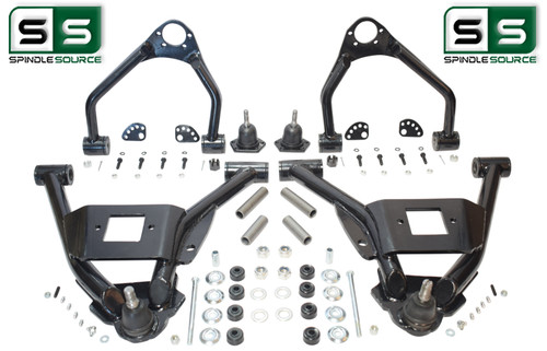 """2016 - 2018 Chevrolet / GMC 1500 (Stamped / Alum Arms) 4"""" Control Arm Drop Kit"""