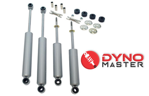 """Drop Shock Kit For 2"""" / 1"""" - 2"""" Drop (2"""" Coils and 1"""" - 2"""" Shackles) on 02 - 08 Dodge Ram 1500 2WD"""