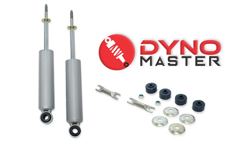 """Front Drop Shock Set For 5"""" Drop (3"""" Coils and 2"""" Spindle) on 09 - 18 Dodge Ram 1500 2WD"""