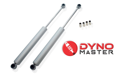 """Rear Drop Shock Set For 2"""" - 3"""" Lowering Coils on 09 - 18 Dodge Ram 1500 2WD"""