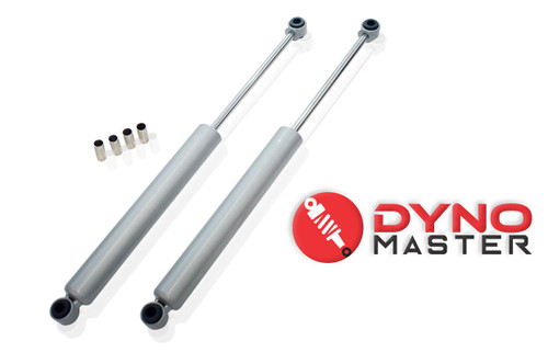 """Rear Drop Shock Set For 4"""" - 5"""" Lowering Coils on 09 - 18 Dodge Ram 1500 2WD"""