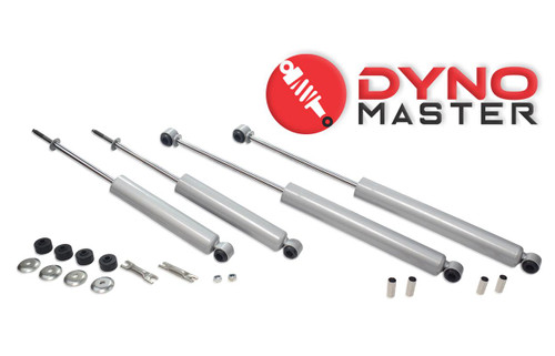 """Drop Shock Kit For 2"""" / 3"""" Drop (2"""" Spindles and 3"""" Coils) on Dodge Ram 1500 2WD"""