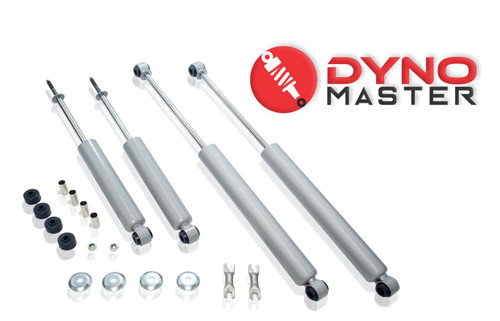 """Drop Shock Kit For 4"""" / 6"""" Drop (Spindles, Coil Springs, and Coils) on 09 - 18 Dodge Ram 1500 2WD"""