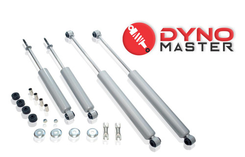 """Drop Shock Kit For 5"""" / 8"""" Drop (Coil Springs, Spindle, and 6"""" Coils) on 09 - 18 Dodge Ram 1500 2WD"""