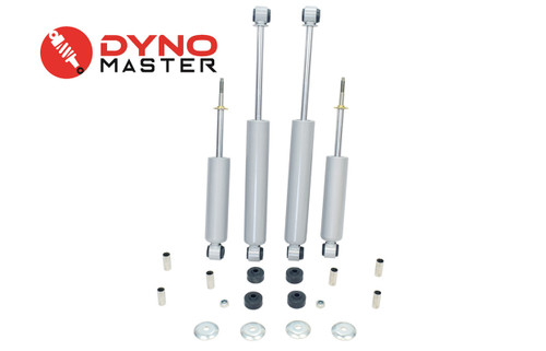 """Lift Shock Kit For 4"""" / 3"""" Lift (Spindles, Coils or Spacers, and Blocks) on 94 - 01 Dodge Ram 1500 2WD"""