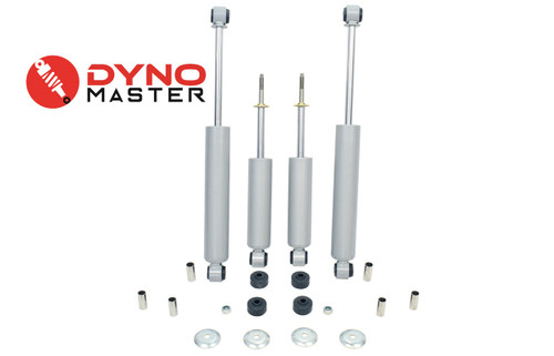 """Lift Shock Kit For 6"""" / 4"""" Lift (Spindles, Coils or Spacers, and Blocks) on 94 - 01 Dodge Ram 1500 2WD"""