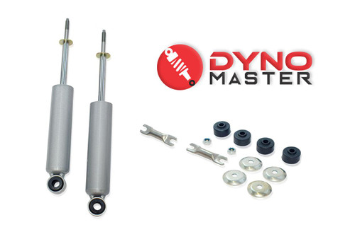 """Front Lift Shock Set For 3"""" - 4"""" Lifting Spindle on 02 - 08 Dodge Ram 1500 2WD"""