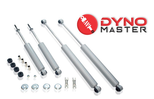 """Drop Shock Kit For 4"""" / 2"""" Lift (4"""" Spindles and 2"""" Blocks) on 02 - 08 Dodge Ram 1500 2WD"""