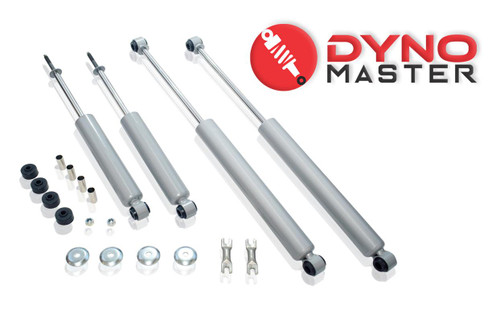 """Drop Shock Kit For 4"""" / 4"""" Lift (4"""" Spindle and 4"""" Blocks) on 02 - 08 Dodge Ram 1500 2WD"""