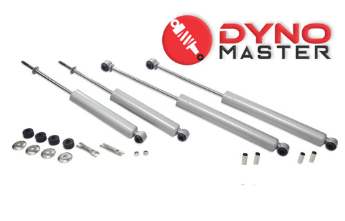 """Lift Shock kit For 3"""" / 2"""" Lift (3"""" Coil Springs and 2"""" Coil Spacers) on 09 - 18 Dodge Ram 1500 2WD"""