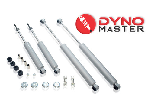 """Lift Shock kit For 4"""" / 4"""" Lift (4"""" Spindles and 4"""" Coil Spacers) on 09 - 18 Dodge Ram 1500 2WD"""
