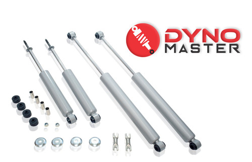 """Lift Shock kit For 5"""" / 3"""" Lift (4"""" Spindles, 1"""" Coils or Coil Spacers and 3"""" Coil Spacers) on 09 - 18 Dodge Ram 1500 2WD"""