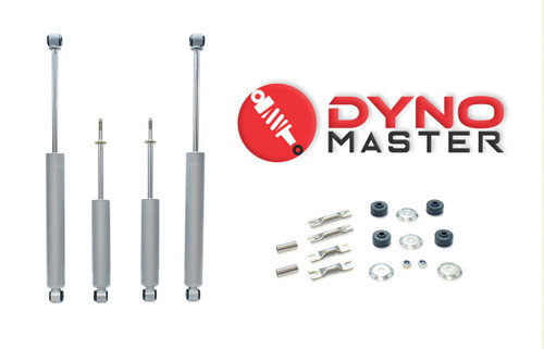 """Lift Shock kit For 7"""" / 4"""" Lift (4"""" Spindles, 3"""" Coils or Coil Spacers and 4"""" Coil Spacers) on 09 - 18 Dodge Ram 1500 2WD"""