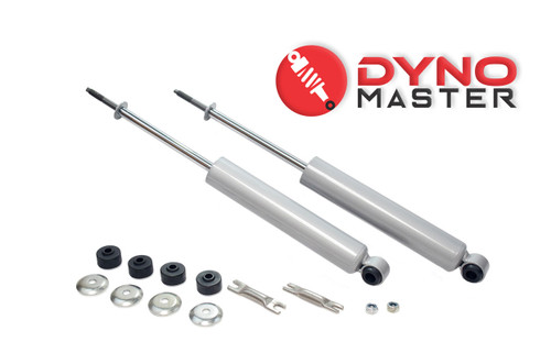 """Front Drop Shock Set For 2"""" Lowering Coils on 97 - 03 Ford F-150"""