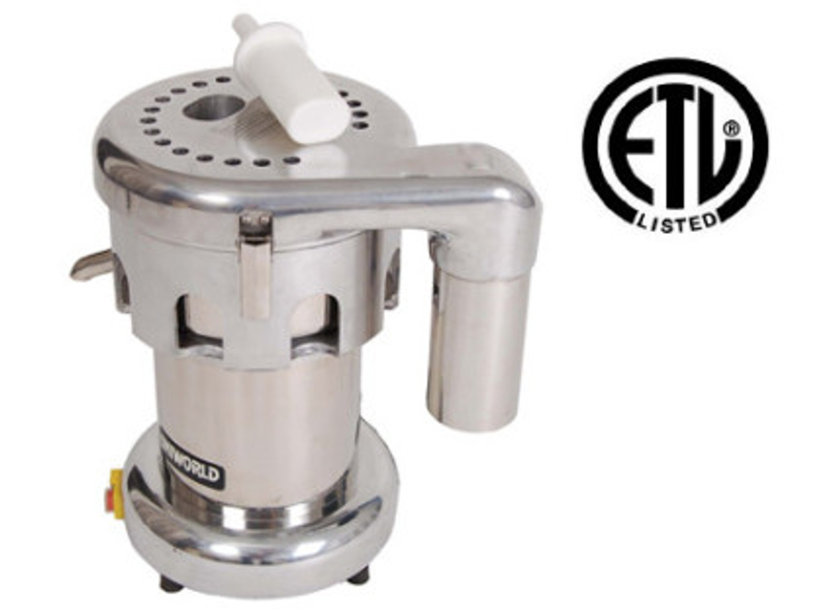 UNIWORLD COMMERCIAL 1 HP JUICE EXTRACTOR *CALL FOR ACCURATE PRICING*