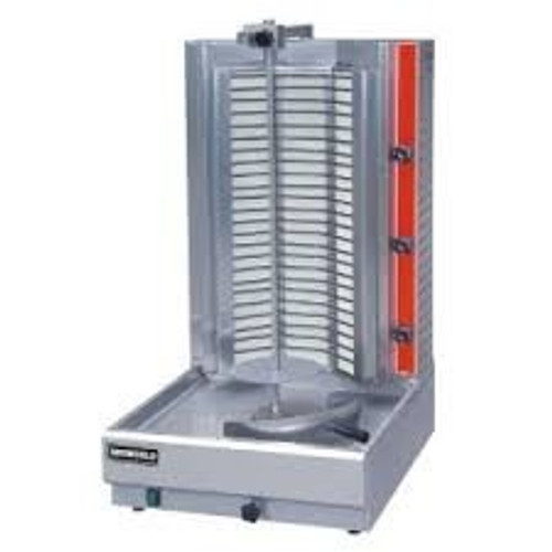 UNIWORLD VERTICAL BROILER LP *CALL FOR ACCURATE PRICING*